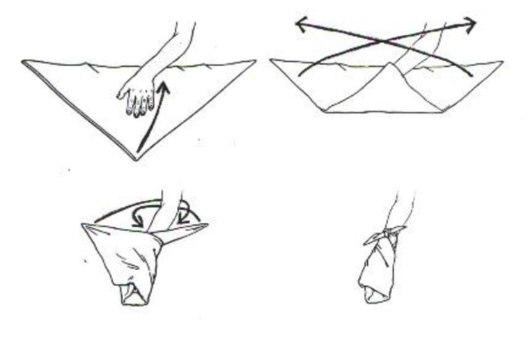 driehoekhand